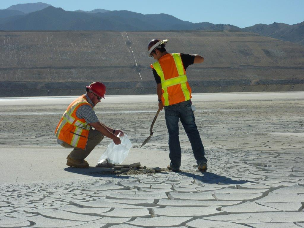 Working to extract gold in Nevada using lean management