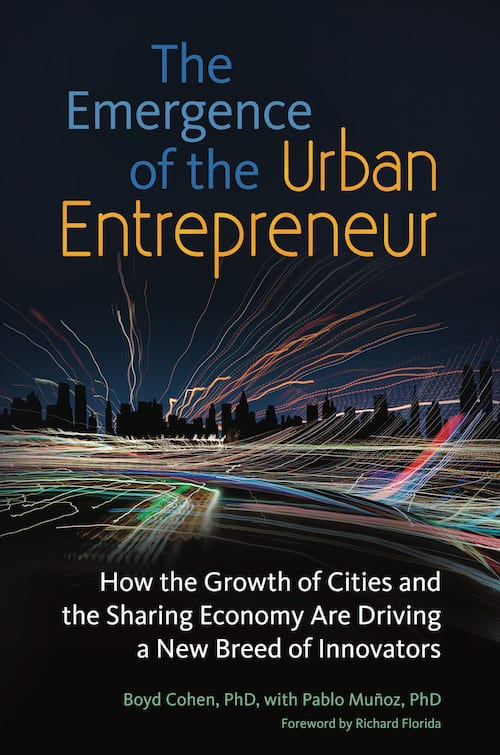 Urban Entrepreneur book
