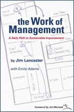 The Work of Management cover