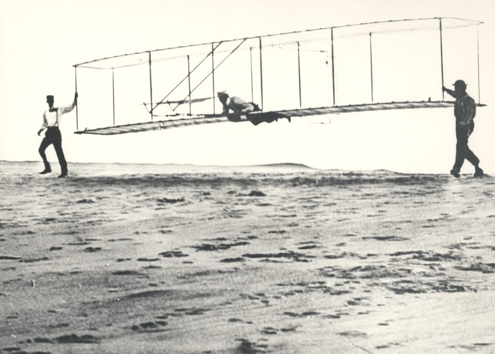 Wright brothers SBCE