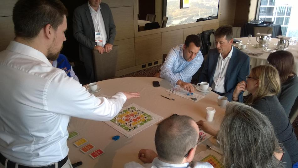 lean games and simulations