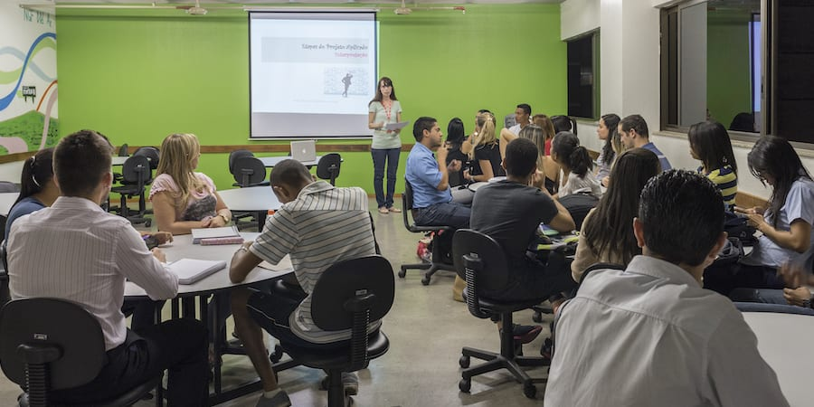 Lean education at Grupo Anima