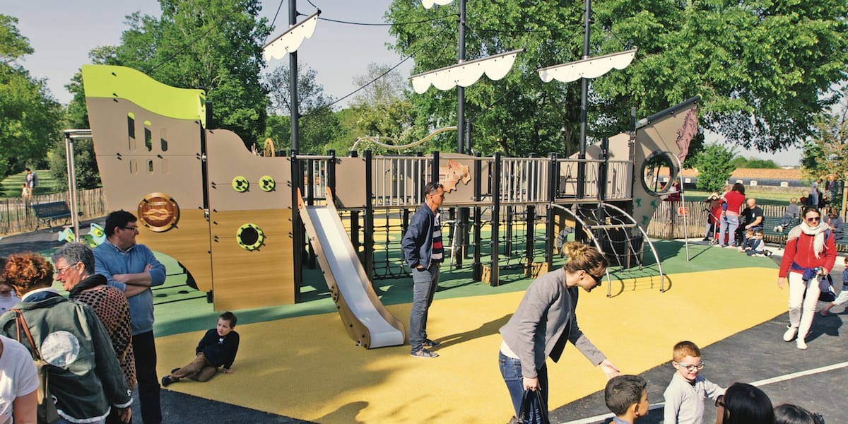 Learn about the lean transformation of French playground maker Proludic