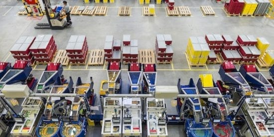lean manufacturing lego factory