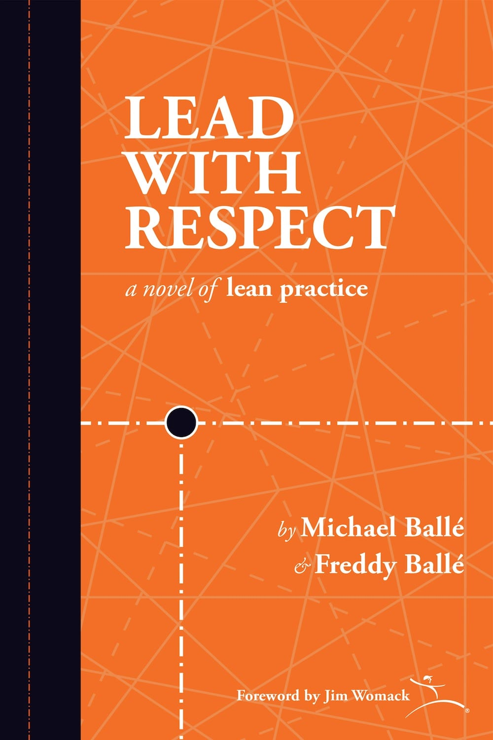 book cover lead with respect