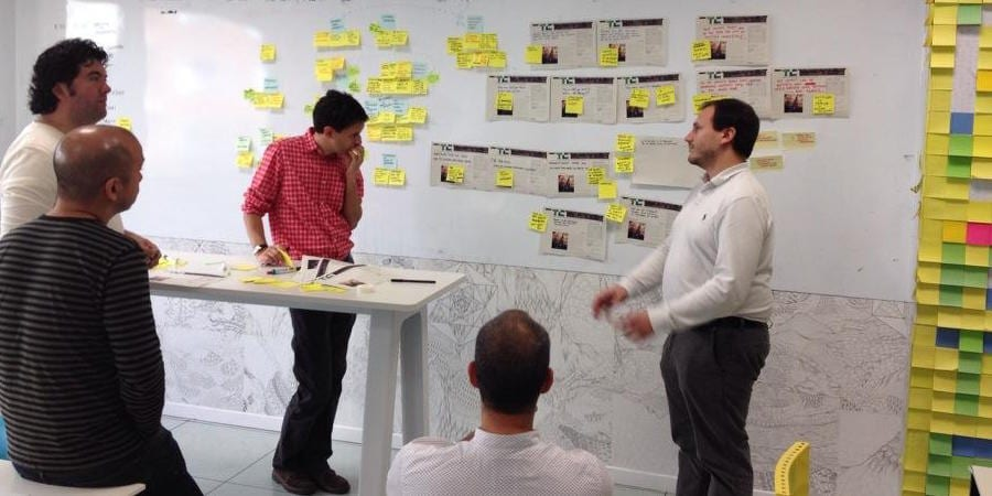 lean startup telefonica