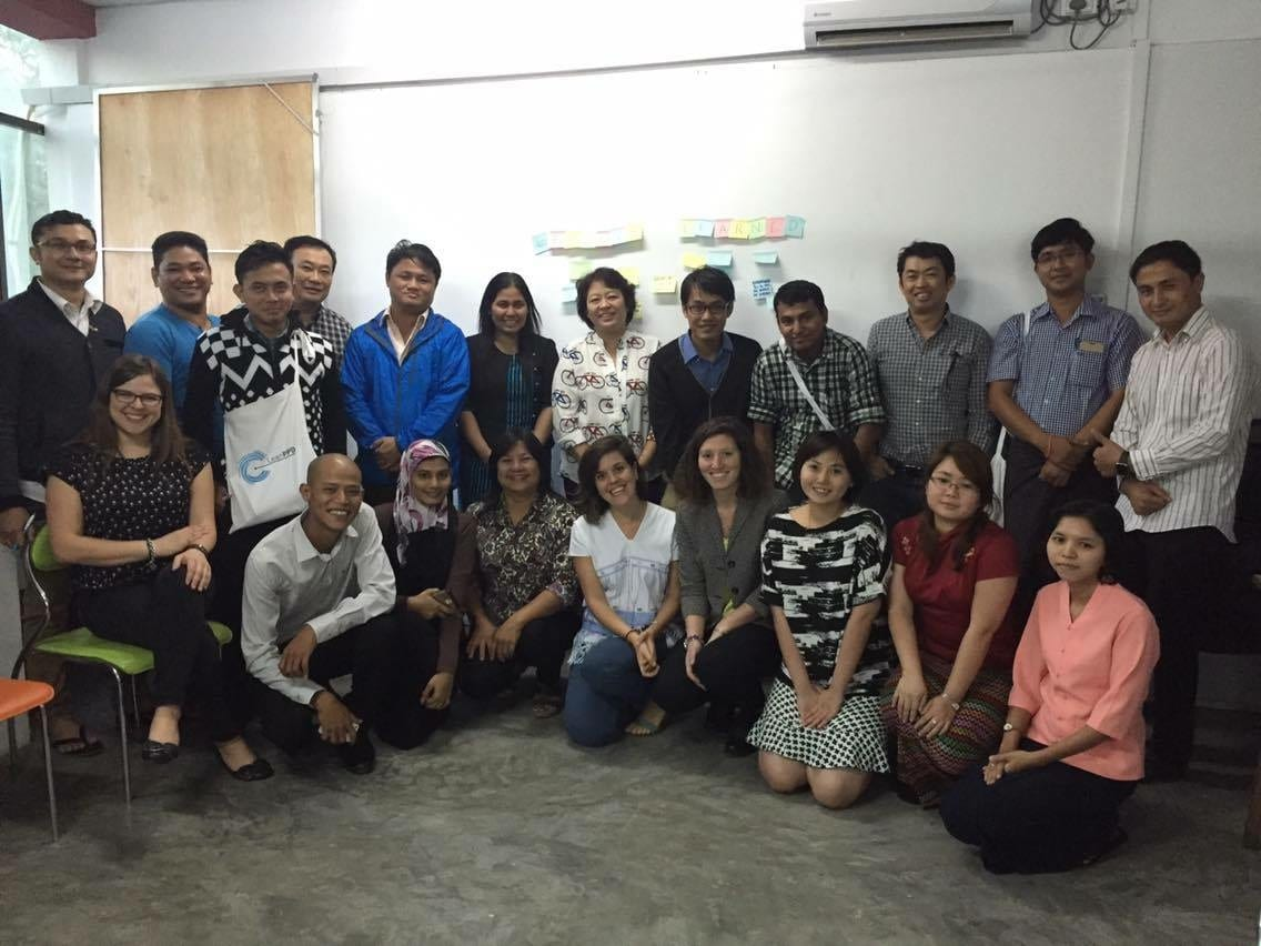 lean project yangon