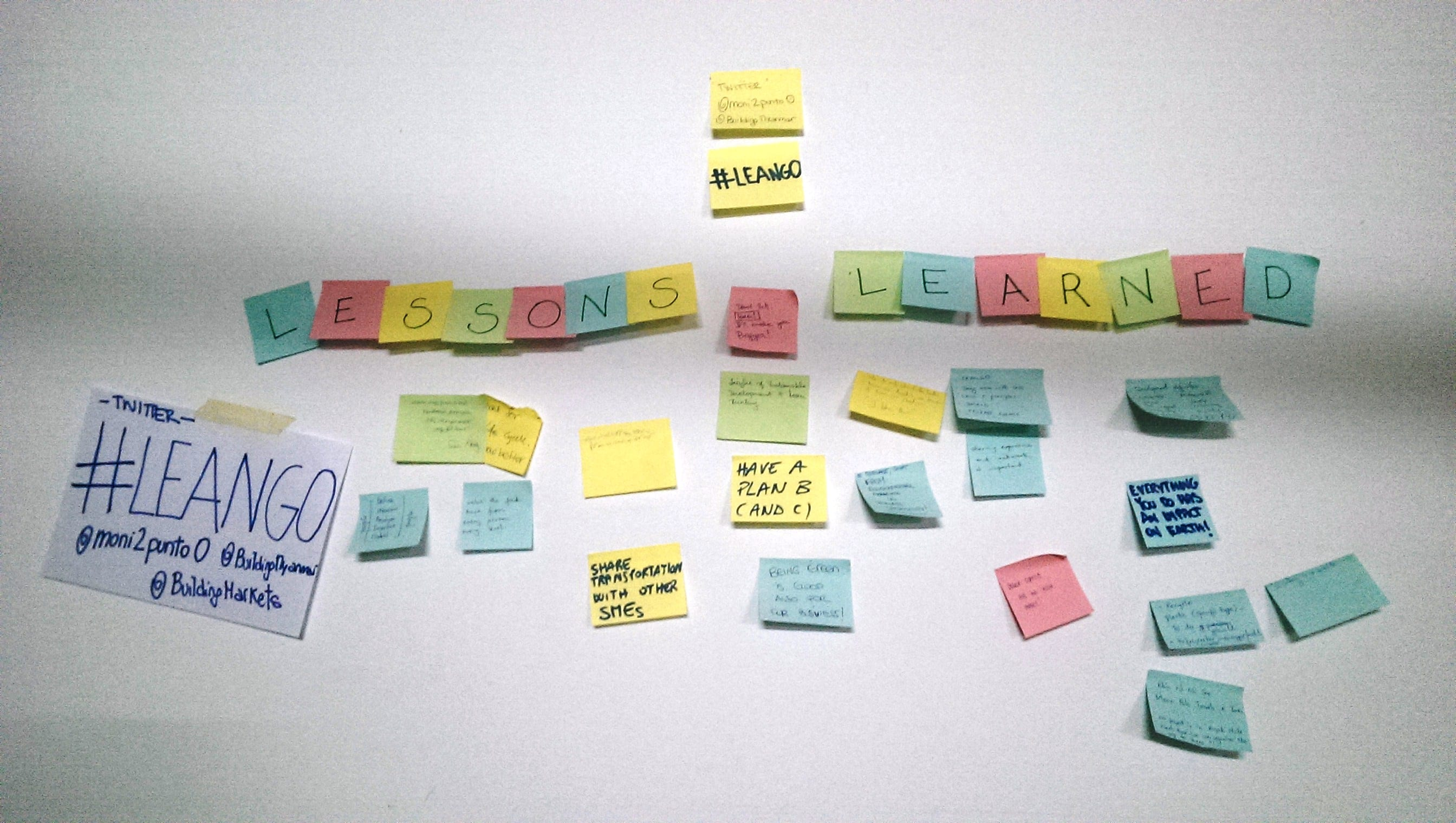 learning lean leango myanmar