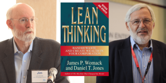 womack and jones lean thinking