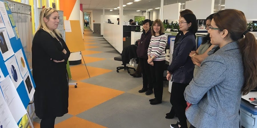 lean book clubs at Fuji Xerox Australia