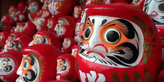 daruma dolls lean management