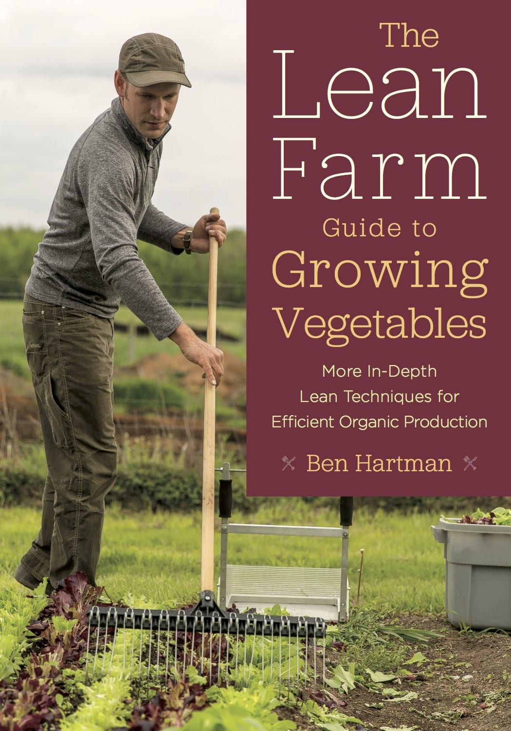 The Lean Farm book cover