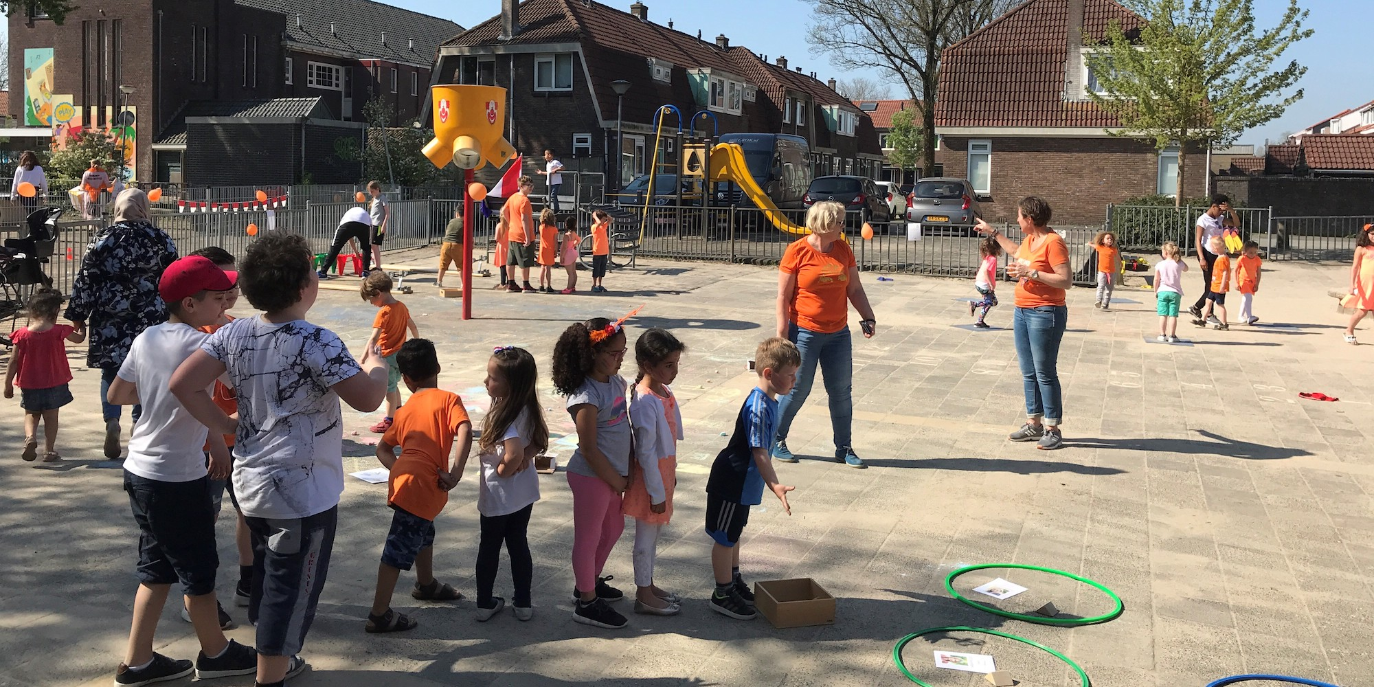 Applying lean in a Dutch school board