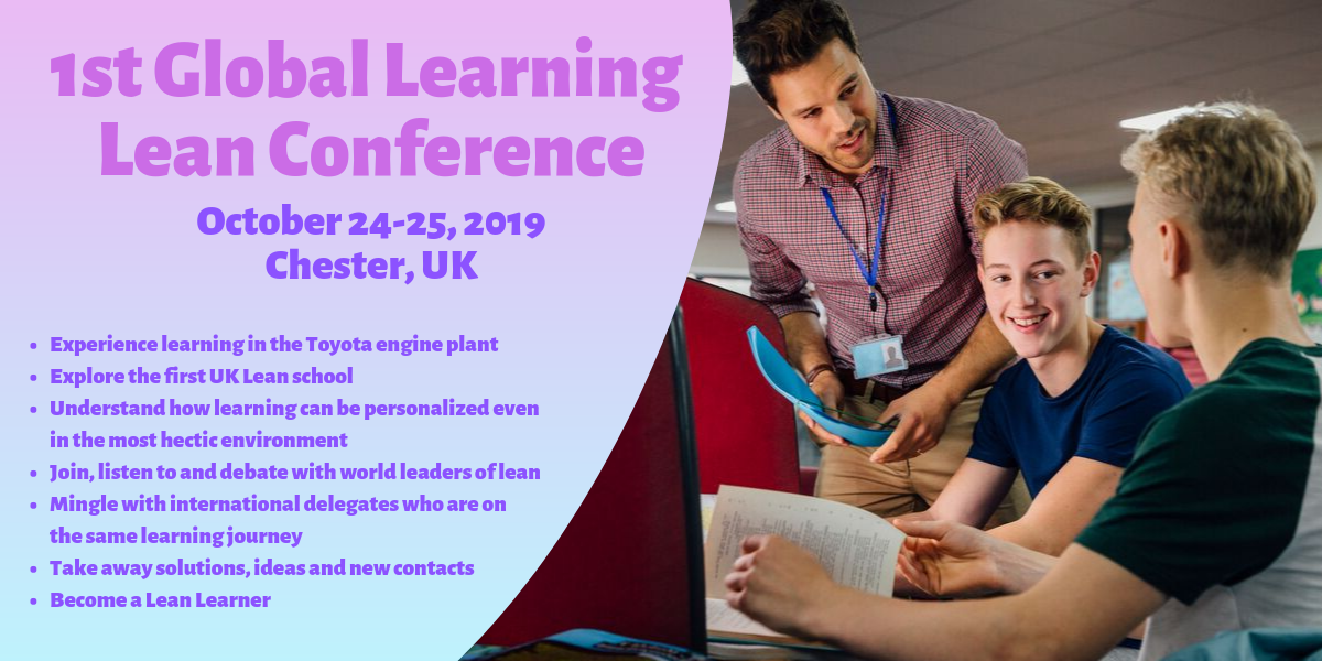 First Global Learning Lean Conference 2019