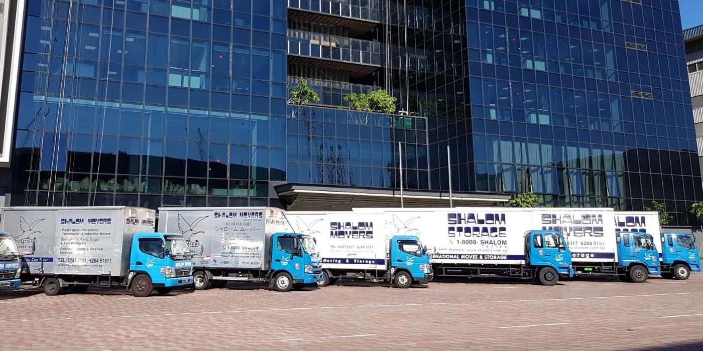 The lean journey of Shalom Movers in Singapore