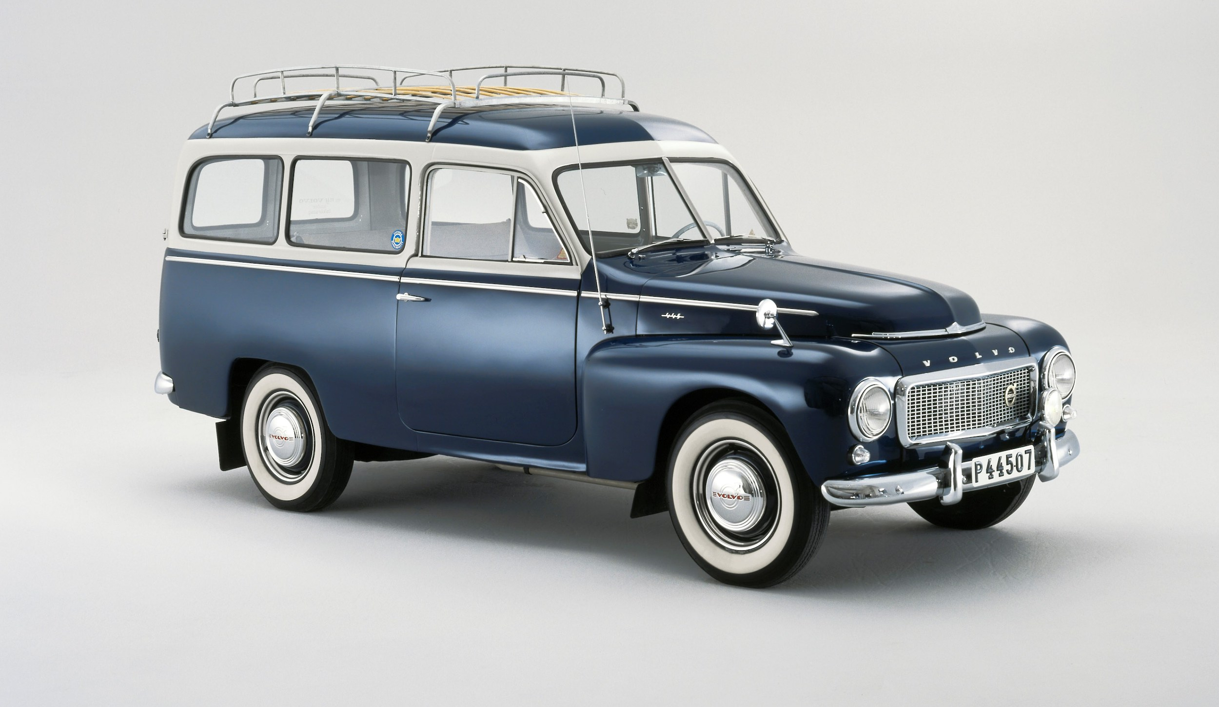 The Volvo Duett estate