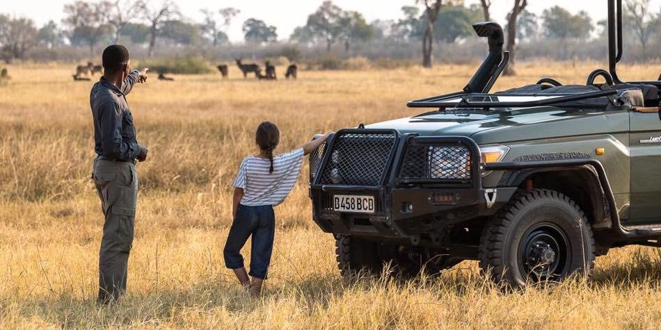 Adapting vehicles for safaris using lean thinking