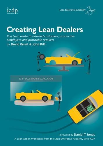 Creating Lean Dealers book cover