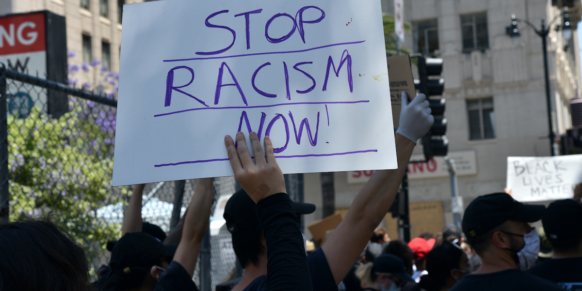 What lean thinking can say about racism
