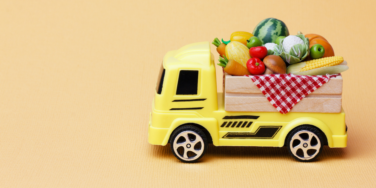 Optimizing material handling in an agricultural business with lean thinking