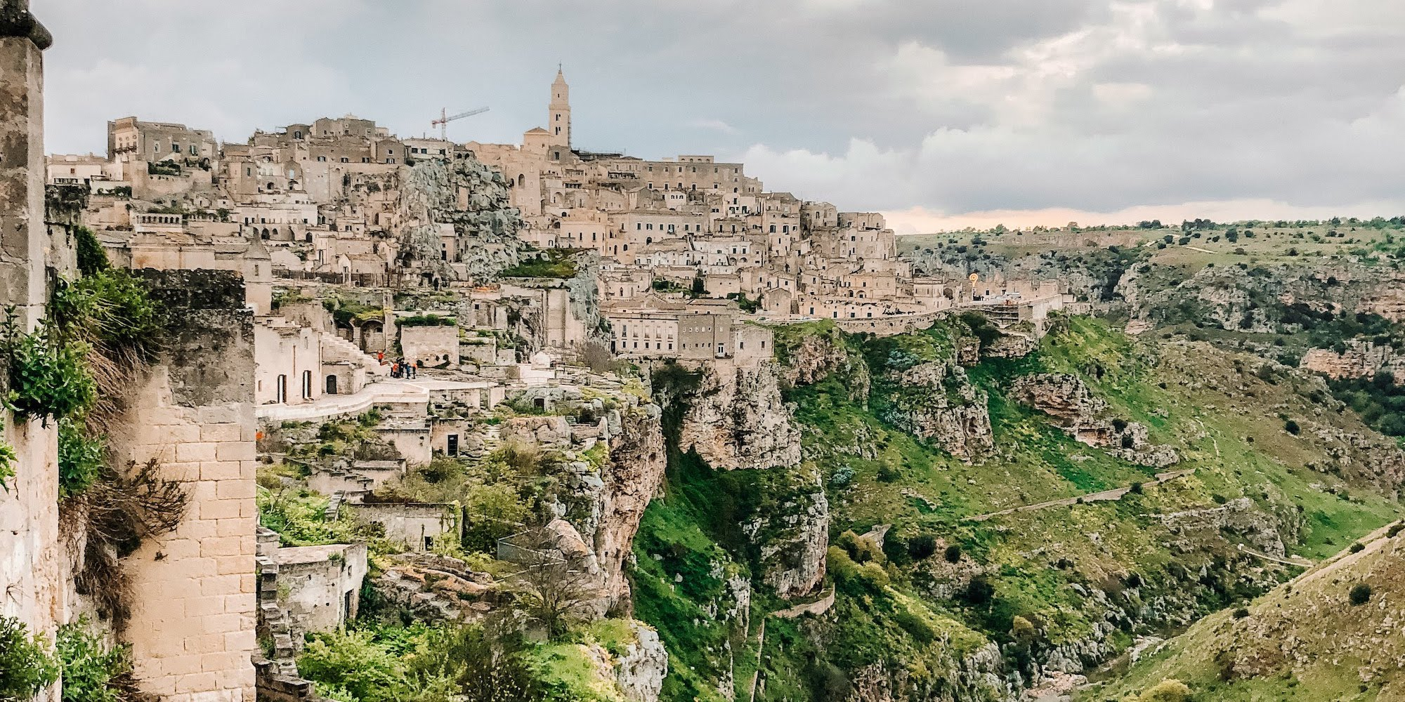 Turning a cave in Matera into a museum using lean marketing principles
