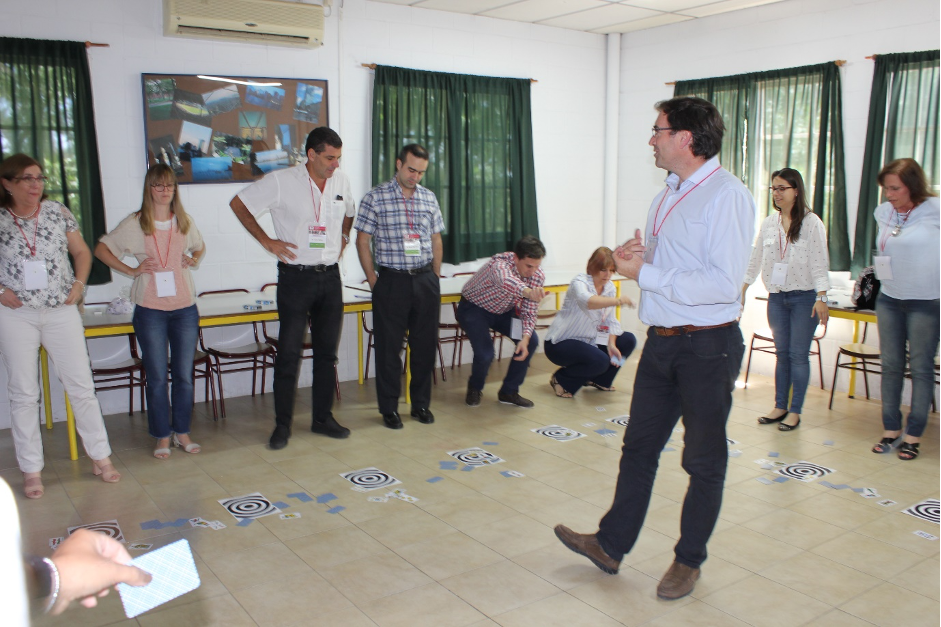 Lean training at Instituto Model de Cardiologia in Argentina