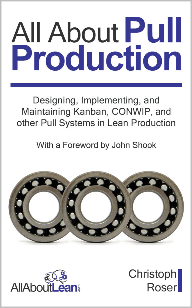 All About Pull Production book cover