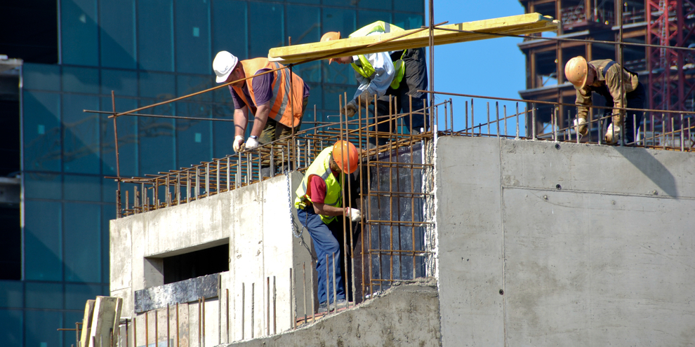 Improving the front-line construction work