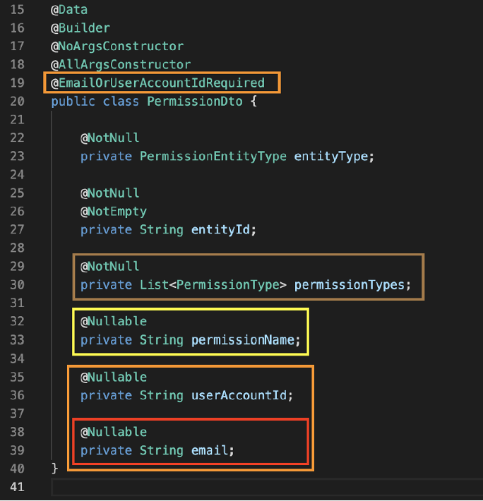 Building quality into the code
