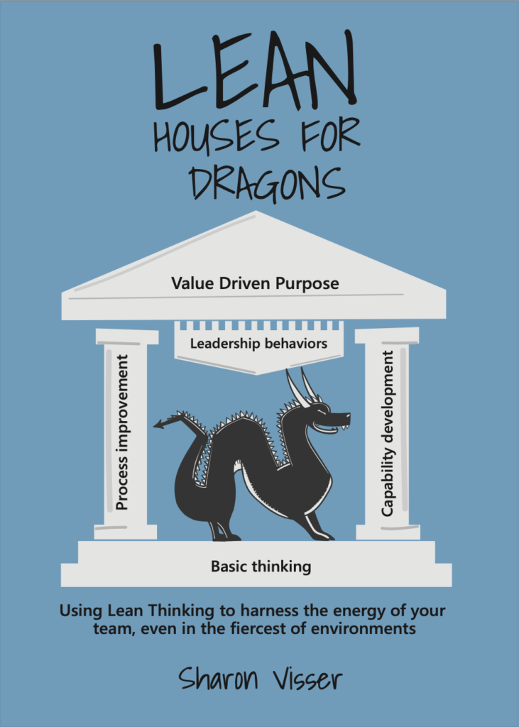 Lean Houses for Dragons book cover